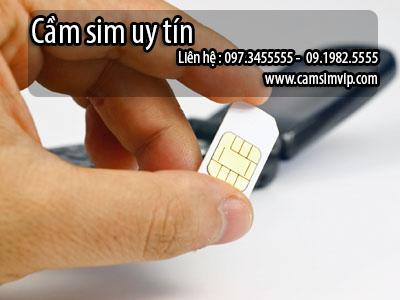 Dịch vụ cầm sim vip Vietnamobile